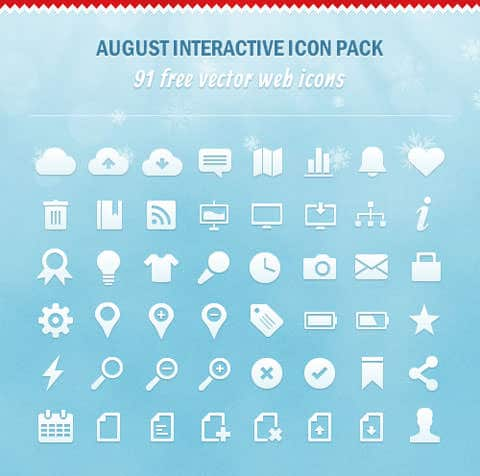 91 Free Vector Icons