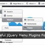 jquery-menu-plugins