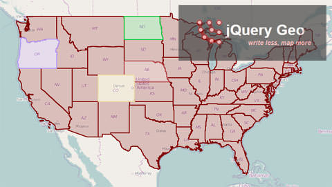 A Plugin For Your Mapping Needs – jQuery Geo