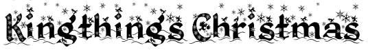 10 Holly Jolly Christmas Fonts