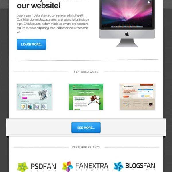Design a Modern, Textured Portfolio Website