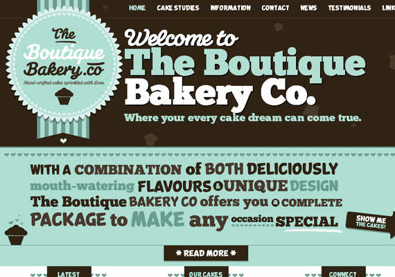 Beautiful Examples of Badge and Ribbon Uses in Web Design