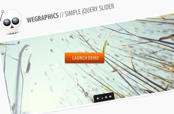 Free Simple jQuery Slider
