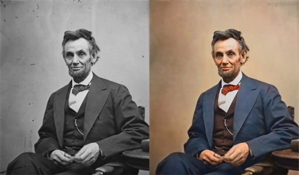 15 Impressive Black and White Photographs Brought to Life Using Color