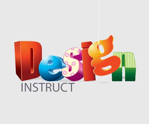 25 Most Recently Released Illustrator Text Effect Tutorials