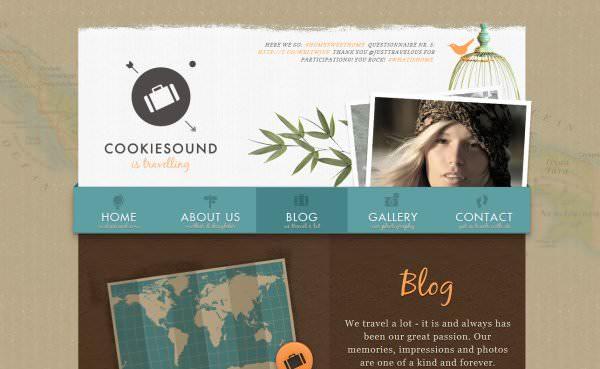 Design Inspiration: Blog Design Showcase