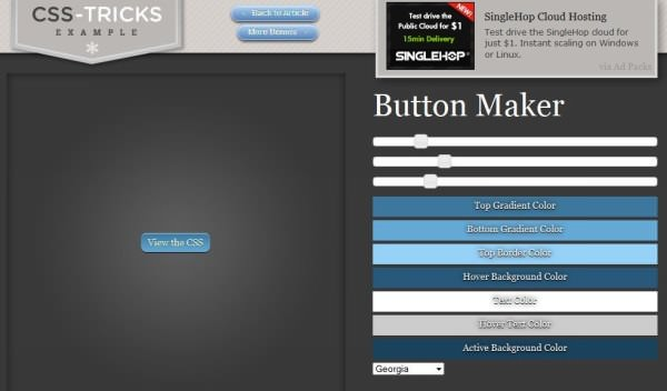 11 Awesome Button Maker Tools