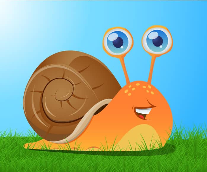 How to Create a Cute Snail Using Adobe Illustrator