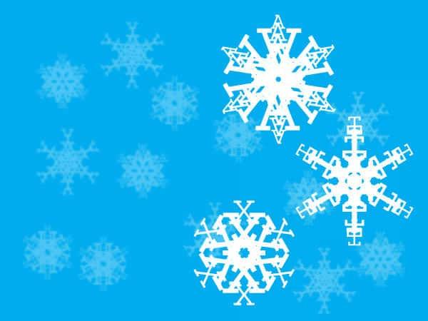 Quick Tip: How to Create Typographic Snowflakes