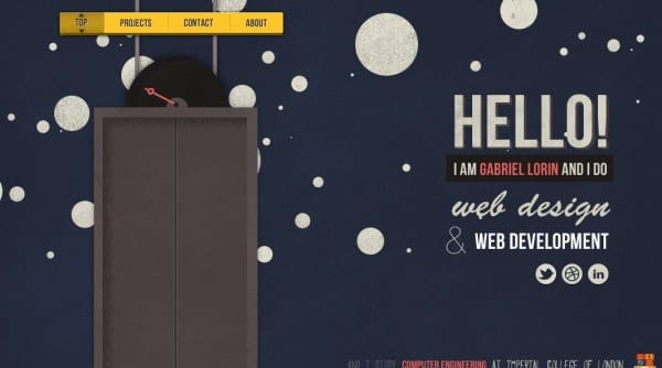 20 Creative Web Designers Websites