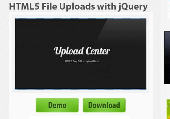 HTML5 File Uploading Tutorials for Designers and Developers