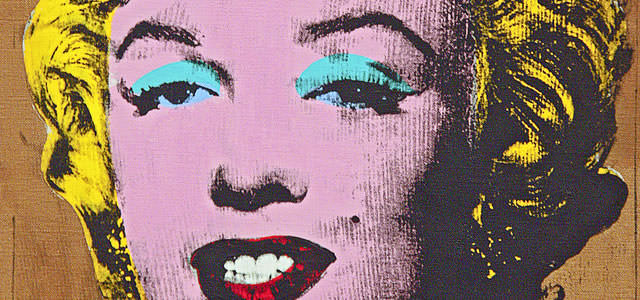20 Things You Didn't Know About Pop Art & Graphic Design
