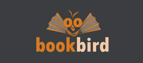 32 Brilliant Design Examples of Book Logo
