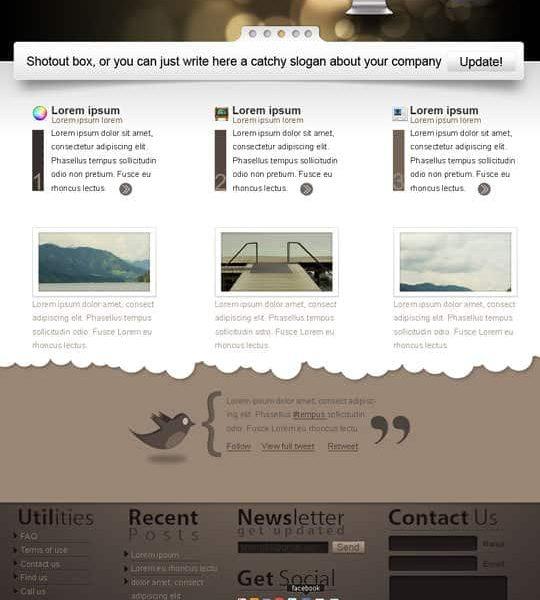 Get Inspired:Showcase of Creative Blog Designs