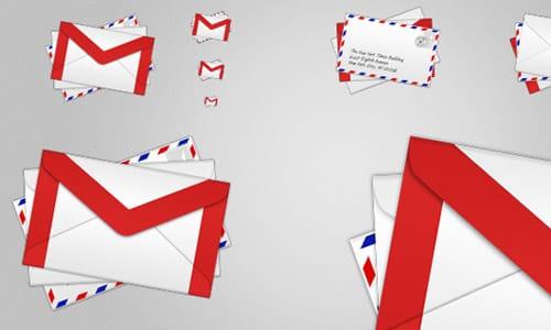 30 Beautiful Free Mail Icon Sets