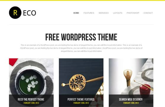 12 WordPress Themes to Download