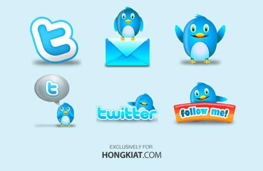16 High Quality Twitter Icons That You Can Download For Free