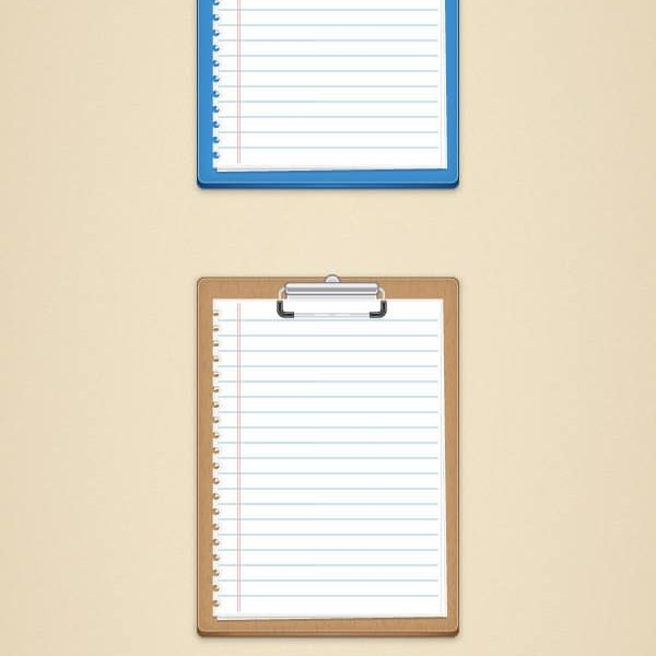 Create a Simple Clipboard Icon in Illustrator