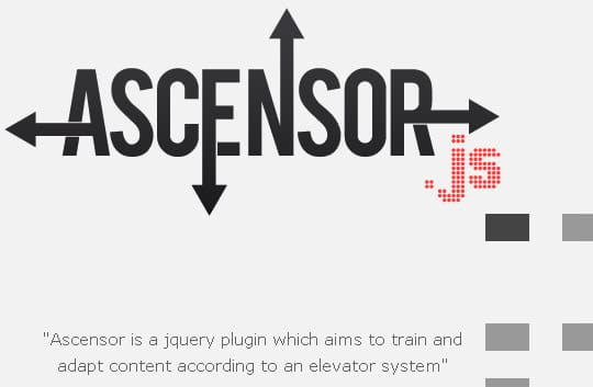 Awesome jQuery Navigation Menu Plugins and Tutorials
