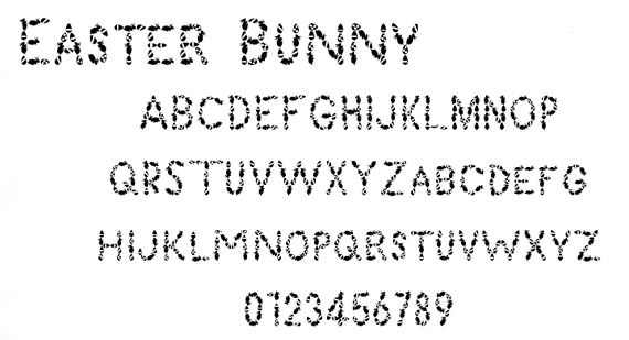 20 Free Easter Fonts in One Place