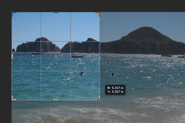 Introducing the New Crop Tool in Photoshop CS6