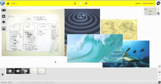 6 Online Tools for Visual  Brainstorming