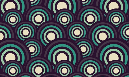 250+ Retro Patterns for a Vintage Look