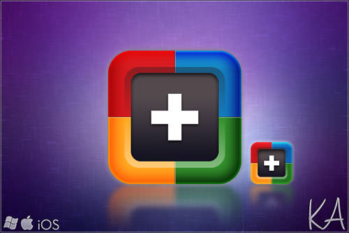 Huge Collection of High Quality Free Google Plus Icons