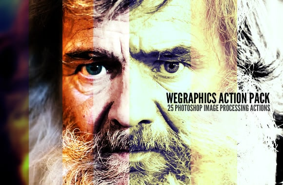 25 Free Photoshop Image Processing Actions | Best 4 Web Design