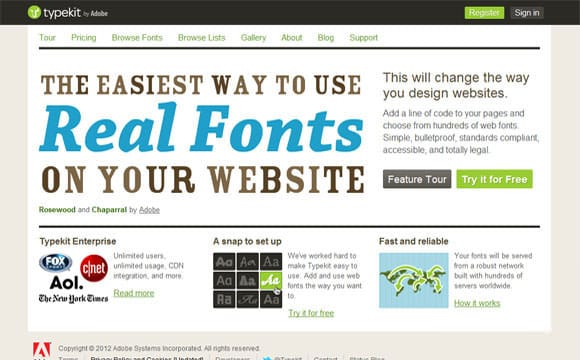 Quick Tip: Always Generate Web-Safe Fonts When Using @font-face