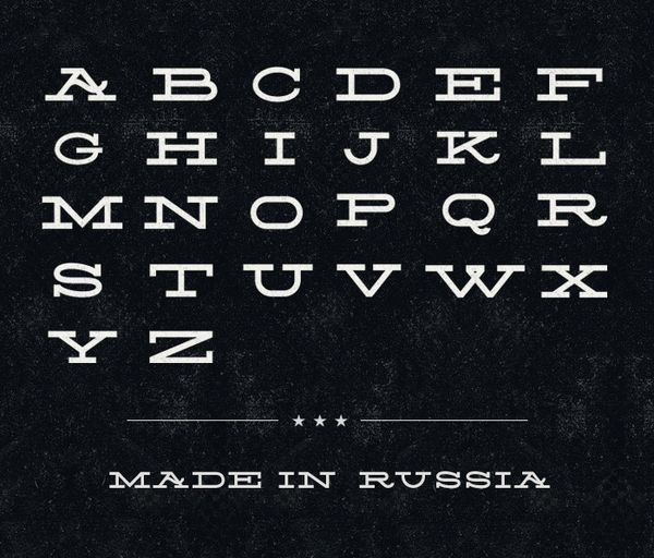 24 Free Fonts for Designers