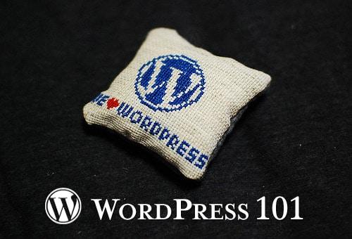 WordPress 101: Beginners Guide to WordPress