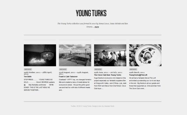 25 Beautiful and Minimal Websites