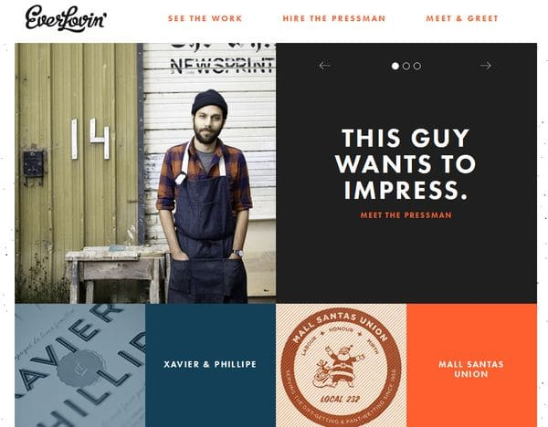 31 Super Clean Websites For Inspiration