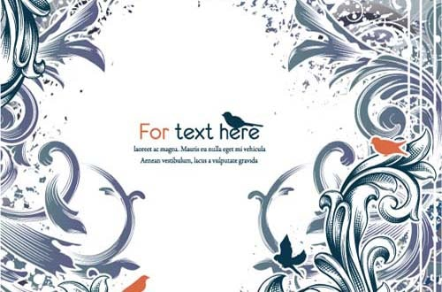 30 Fresh Collection Of Free Vector Backgrounds For Designers