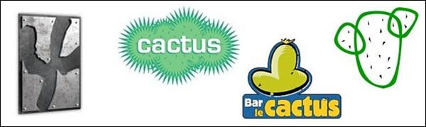35 Cactus Logo Design Examples for Inspiration