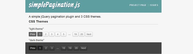 15 Useful jQuery Pagination Plugins