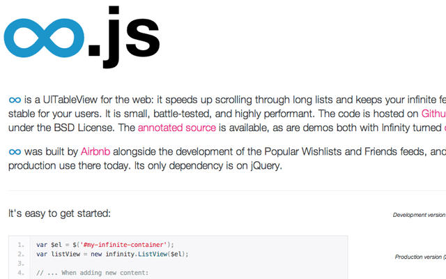 Dynamic Open Source JavaScript Libraries for Web Projects