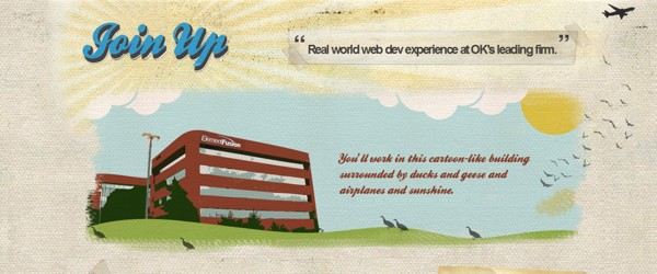Using Water Color Effect in Web Design