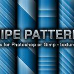 4-blue-seamless-stripe-photoshop-pattern-set