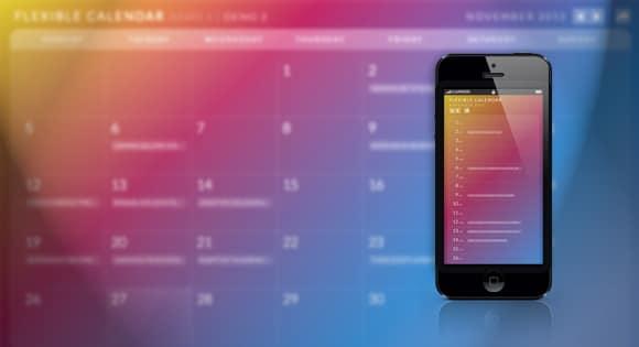 Calendario: A Flexible Calendar Plugin