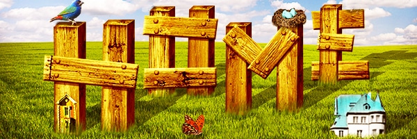 Create 3D Wooden Text Effect from scratch in Photoshop
