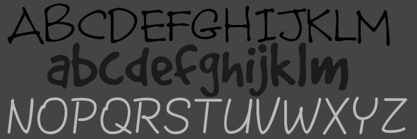 10 Free Handwriting Fonts To Add A Pesonal Touch To Your Projects