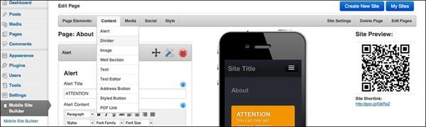 15 Free WordPress Mobile Plugins