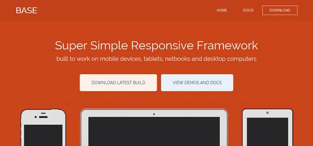 10 Lightweight & Minimal Responsive Grid Frameworks