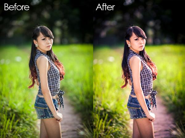 25 Free Photoshop Actions for Photo Enhancement