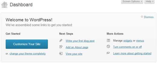 WordPress 3.5: The New Milestone in Content Management