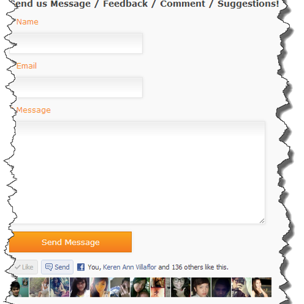 Creating Contact Form using FancyBox 2 with Ajax by iAPDesign.com