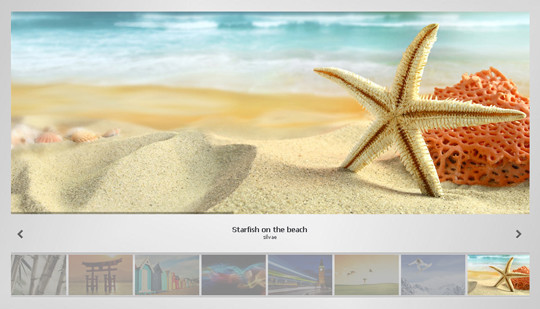 Collection of Amazingly Stylish jQuery Image And Multimedia Gallery Plugins
