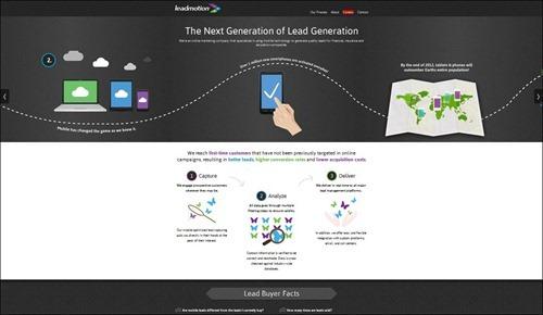 10 Showcase Websites Using HTML5
